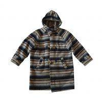 Stefanel - Montgomery in poliestere e lana multicolore