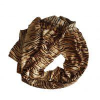 Zara - Sciarpa in sintetico fantasia tigrato