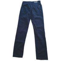 Brums - 12 Anni - Pantalone in 100% cotone blu scuro